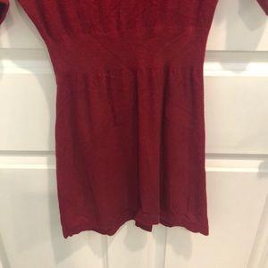 Express Dresses - Express mini sweater dress